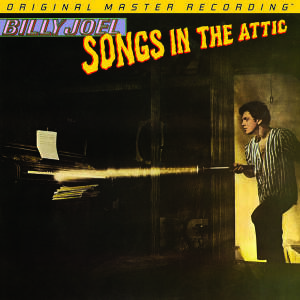 Billy Joel - Songs In The Attic (45RPM 2LP) LMF386