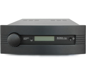SYNTHESIS ROMA 79DC Black Alu