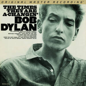 Bob Dylan - The Times They Are A Changin' LMF460M