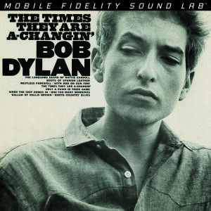 Bob Dylan - The Times They Are A Changin' LMF421