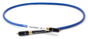 Tellurium Q waveform II Blue 1m